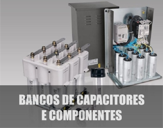 Prot-Energy bancos de capacitores