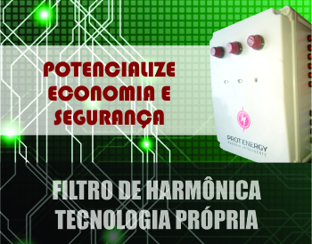 Prot-Energy filtro de harmônica